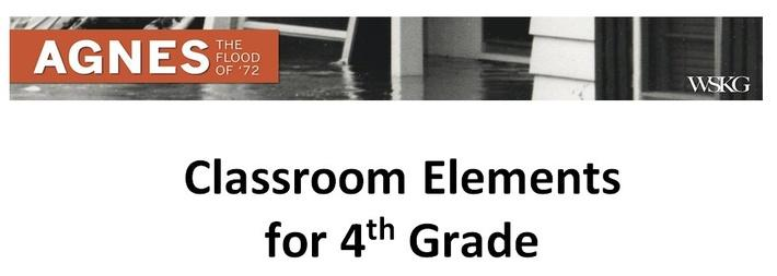 Classroom Elements for 4th Grade