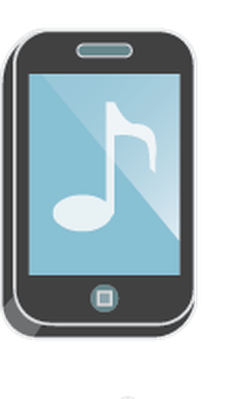 MP3 Music Player Smart Phone - View 1 of 3 | Clipart