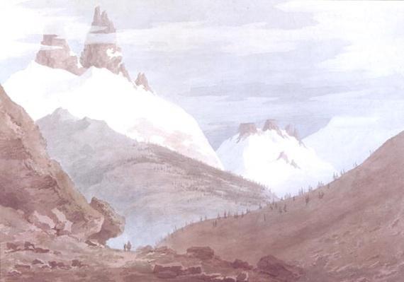 Chamonix and Martigny