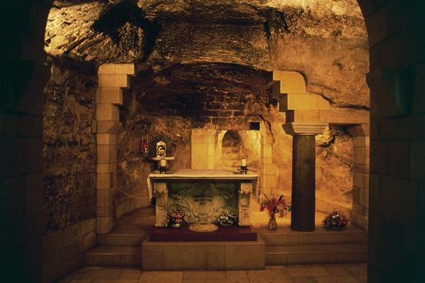 Grotto of the Annunciation | World Religions: Christianity