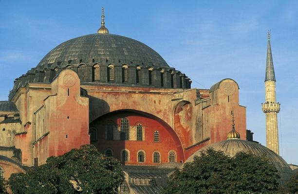 Hagia Sophia, 6th-16th century, Istanbul (UNESCO World Heritage List) | Wonders of the World