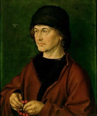 Portrait of the Artist's Father, 1490
