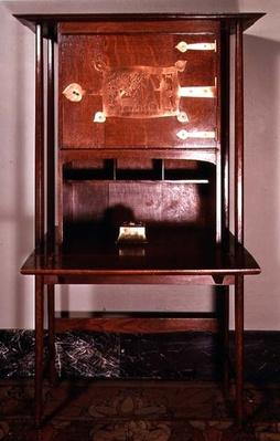 Writing desk, c.1895