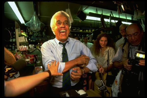 L. Douglas Wilder | U.S. Presidential Elections: 1992