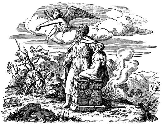 Abraham And Isaac | World Religions: Judaism