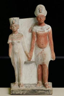 Statuette of Amenophis IV
