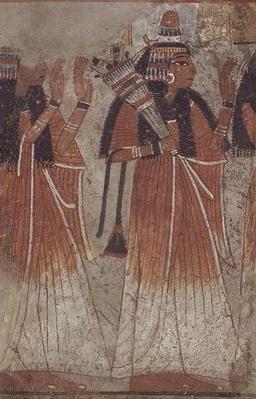 Procession of Women, New Kingdom