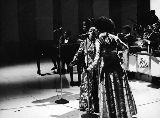 Ray Charles Performs With Rayettes | African-American History