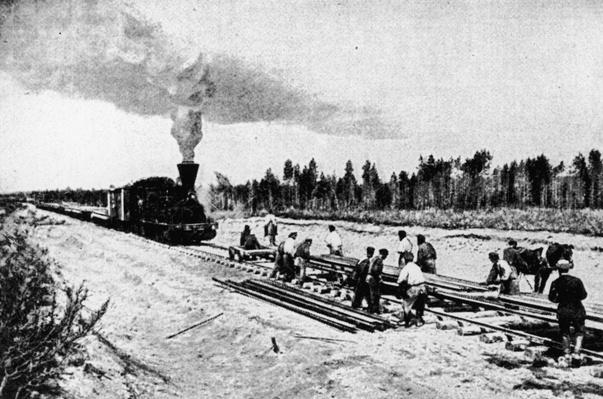 Trans-Siberian Railway | Evolution of the Railroad (Engine)