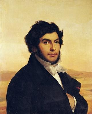 Portrait of Jean-Francois Champollion