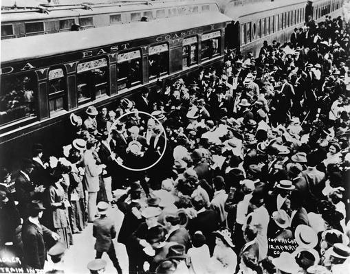 Flagler Arrives In Key West | Evolution of the Railroad (Engine)