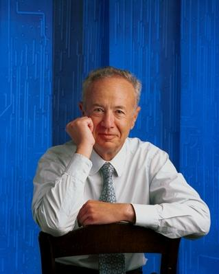 Andy Grove Poses for a Portrait | History of the Computer
