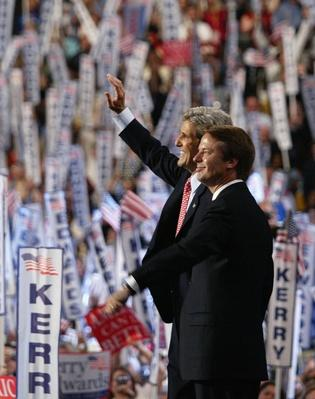 Democratic Convention Final Day | U.S. Presidential Elections 2004