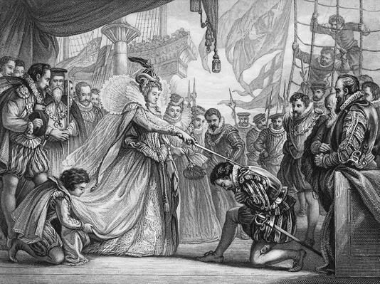 Queen Elizabeth I | Famous Explorers