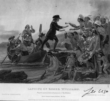 Roger Williams | Native American Civilizations | U.S. History