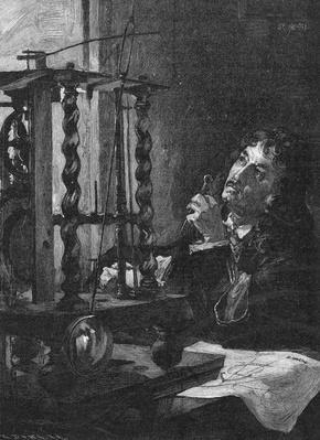 Pendulum Clock | Famous Scientists
