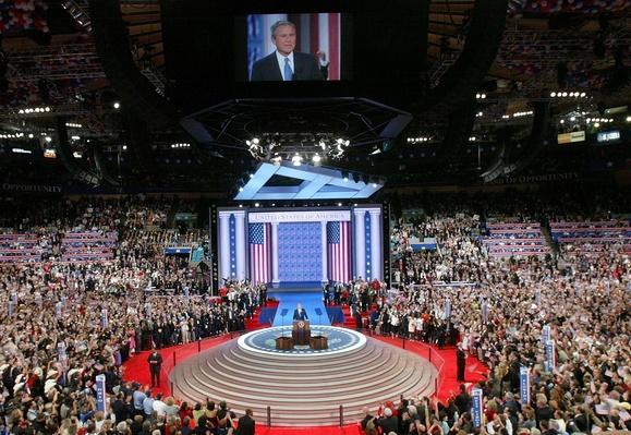 GOP Convention Concludes | U.S. Presidential Elections 2004