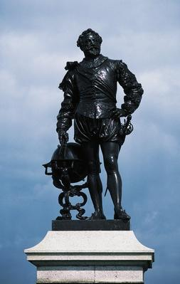 Monument to Sir Francis Drake (1540-1596), Plymouth, England, United Kingdom | Famous Explorers
