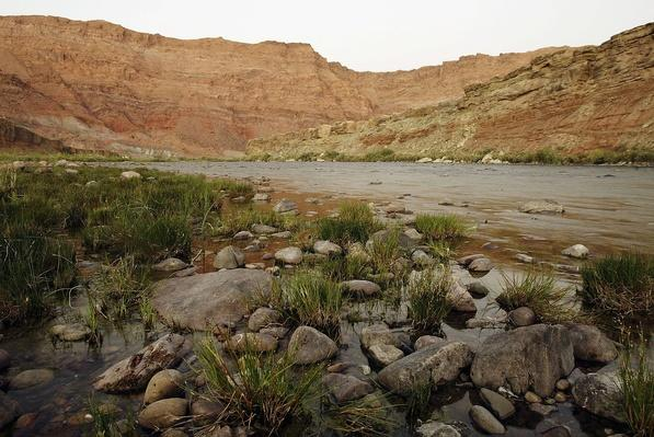 Five-Year Drought Threatens Colorado River States' Water and Power | Earth's Surface