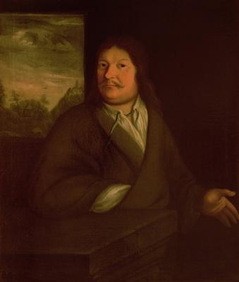 Portrait of Johann Ambrosius Bach
