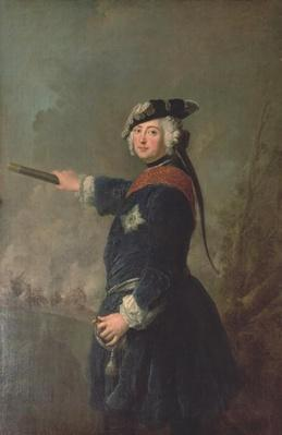 King Frederick II the Great of Prussia