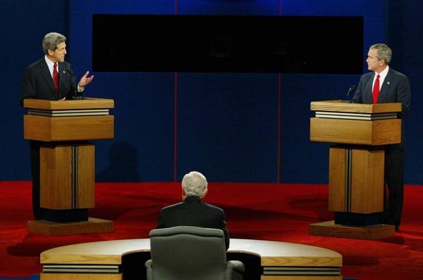 Bush & Kerry Battle In Final Presidential Debate | U.S. Presidential Elections 2004