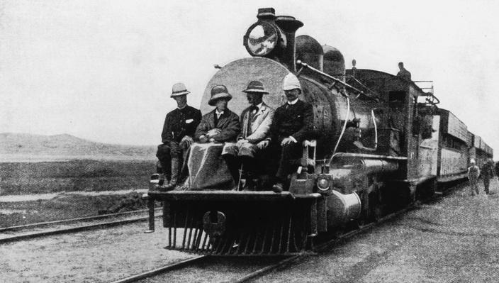 Chamberlain Train Ride | Evolution of the Railroad (Engine)