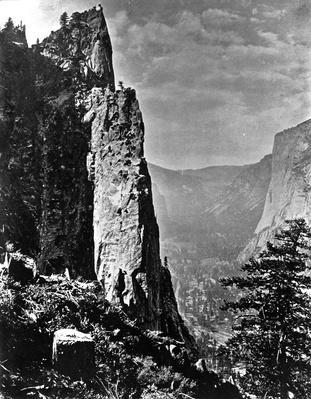 Yosemite Peaks | The Wild West is Tamed (1870-1910) | U.S. History