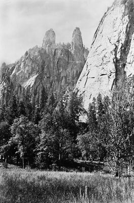 Cathedral Spires | The Wild West is Tamed (1870-1910) | U.S. History