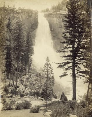 Nevada Fall | The Wild West is Tamed (1870-1910) | U.S. History