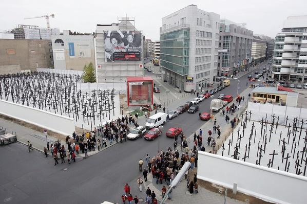 Memorial Opens To Victims Of The Berlin Wall | Berlin Wall | The 20th Century Since 1945: Postwar Politics