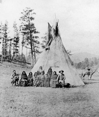 Sioux Prisoners   Native American Civilizations   U.S. History