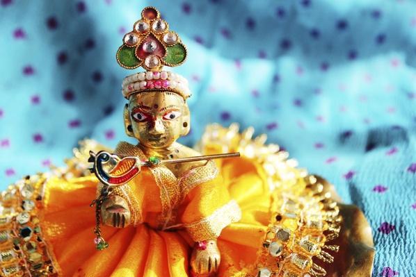 Hindu God Lord Krishna | World Religions: Hinduism