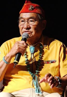 Navajo Code Talker Speaks To America's Youth | Native American Civilizations | U.S. History