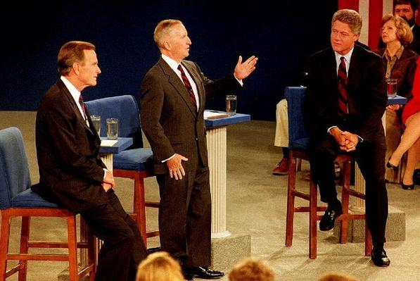 Presidential Debate at the University of Richmond | U.S. Presidential Elections: 1992