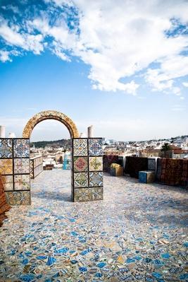 Rooftop in Medina, Tunis, Tunisia | World Religions: Islam