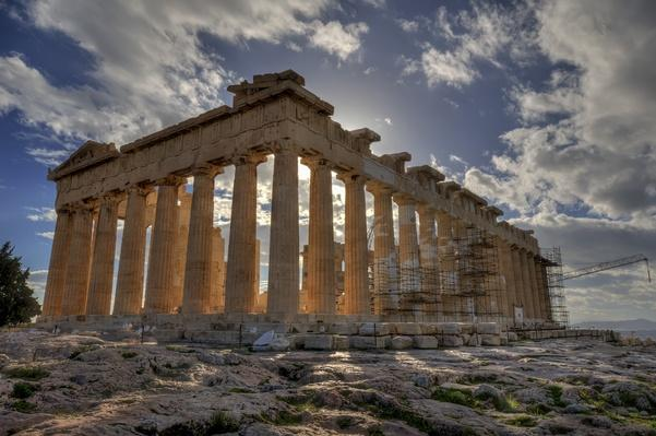 Parthenon of Athens | Ancient Civilizations