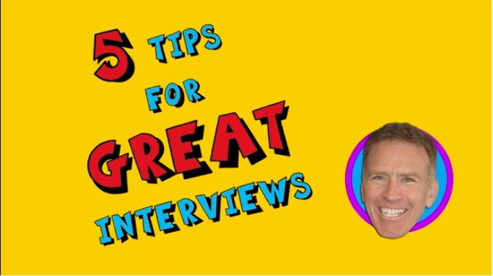 Interview Tips with Steve Inskeep | The Great Thanksgiving Listen