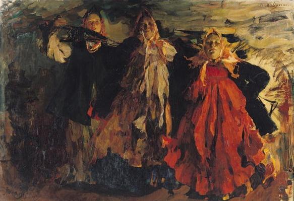 Russian Peasants, 1902