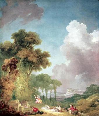 The Swing, c.1775-1780