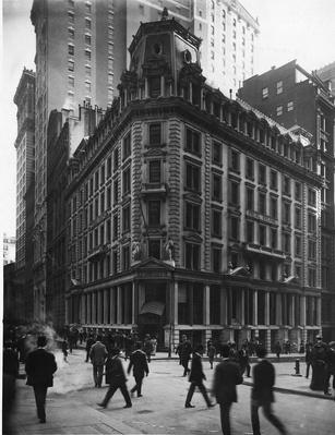 J. P. Morgan & Company Building | The Gilded Age (1870-1910) | U.S. History