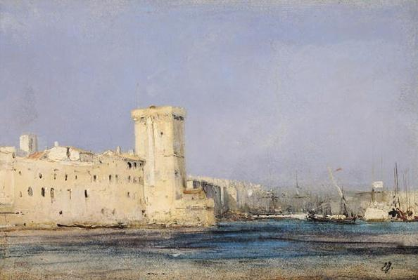 Marine Fortress, 19th century