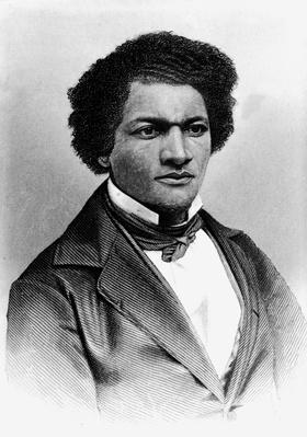 Portrait Of Abolitionist Frederick Douglass | Civility & Brutality | The 20th Century Since 1945: Civil Rights & the New Millennium