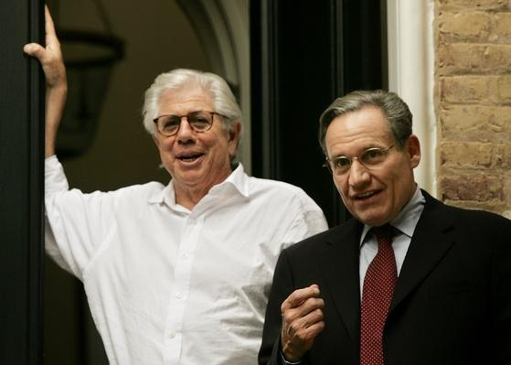 Woodward, Bernstein Confirm 'Deep Throat' Identity | Watergate