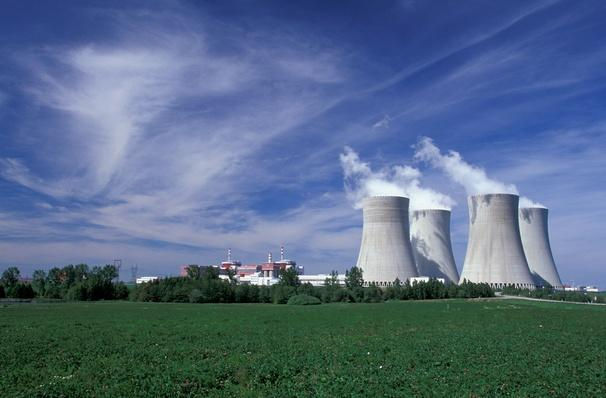 Temelin Nuclear Power Station, Czech Republic | Earth's Resources