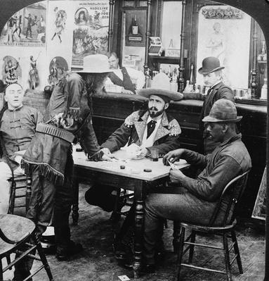 Barroom Dispute In The Old Days | The Wild West is Tamed (1870-1910) | U.S. History