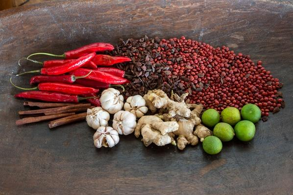 Balinese Spices | Earth's Resources