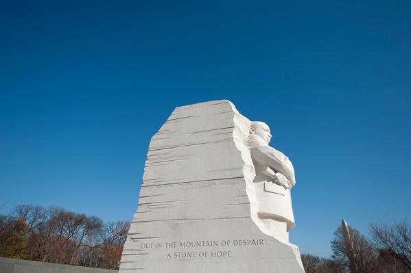 The Martin Luther King Jr Memorial | The 20th Century Since 1945: Civil Rights & the New Millennium