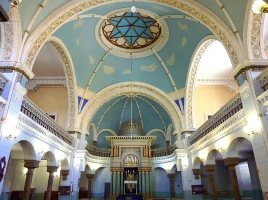 Choral synagogue on Pylimo street, Vilnius | World Religions: Judaism