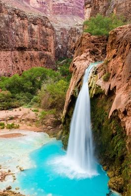 Havasupai Indian Reservation | Earth's Surface